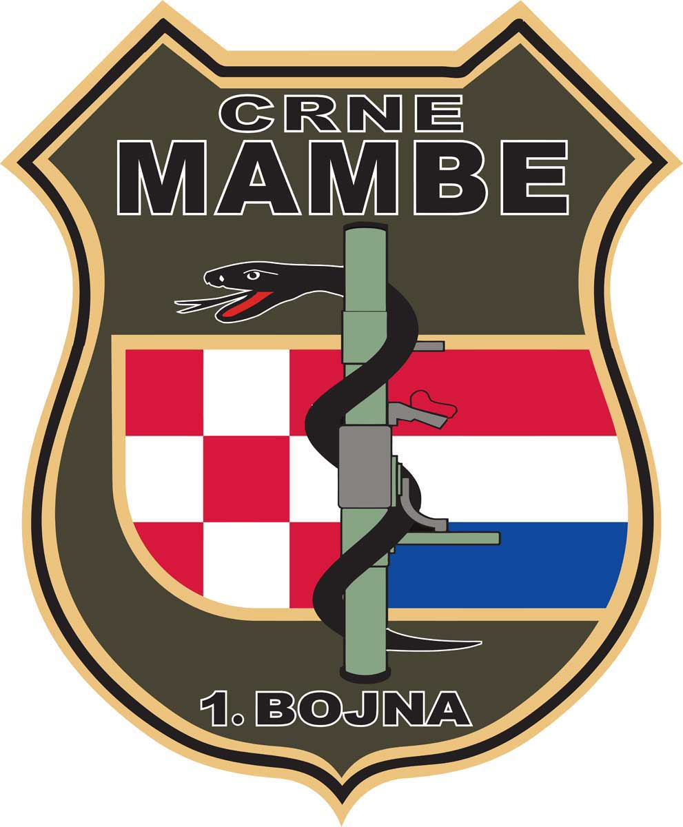 Crne Mambe