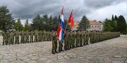 Svečani doček 3. HRVCON-a iz NATO-ove aktivnosti u Poljskoj