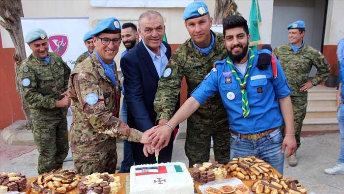 Hrvatski inženjerci u Libanonu u još jednom CIMIC projektu | Domoljubni portal CM | Press