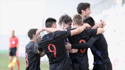 U19: Hrvatska svladala Mađarsku 2:0 | Domoljubni portal CM | Sport