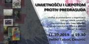 11. listopada: Umjetnost i ljepota u Velikom Taboru | Crne Mambe | Art
