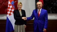 Predsjednik Albanije u posjetu Hrvatskoj