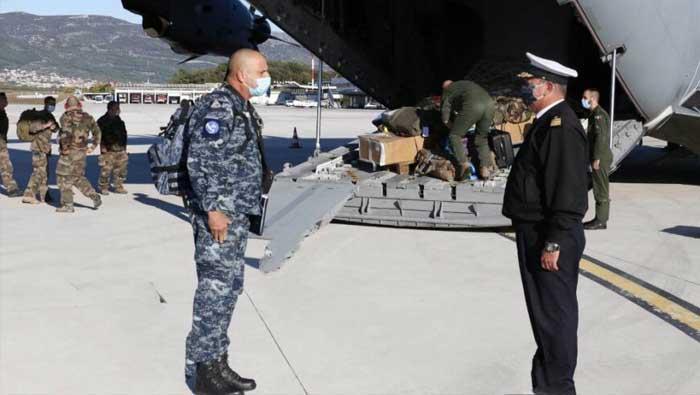 Povratak pripadnika 4. AVPD tima iz operacije ATALANTA | Domoljubni portal CM | Press