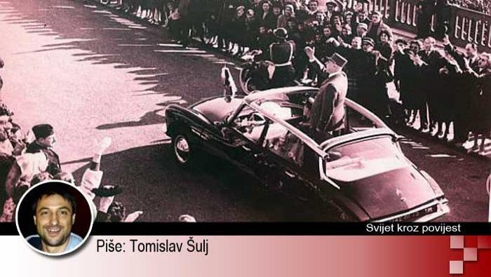 22.8.1962. - ATENTAT NA DE GAULLEA | Domoljubni portal CM | Svijet kroz povijest