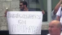 U Bihaću prosvjed zbog migranata