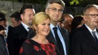 Predsjednica, premijer i predsjednik Sabora čestitali Modriću
