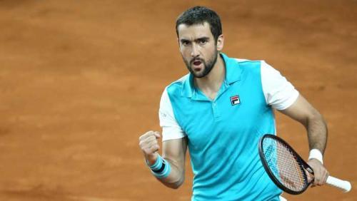 Marin se popeo jedno mjesto na novoj ATP ljestvici i sada je opet četvrti tenisač svijeta | Domoljubni portal CM | Sport