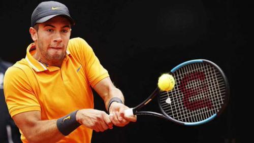 ATP Rim: Ćorić nakon velike borbe svladao Auger-Aliassimea | Domoljubni portal CM | Sport