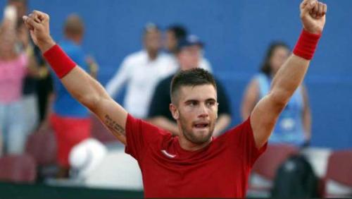 Borna Ćorićstigao i do treće uzastopne pobjede | Domoljubni portal CM | Sport