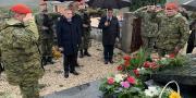 Odana počast pokojnom Davoru Joviću | Domoljubni portal CM | Press