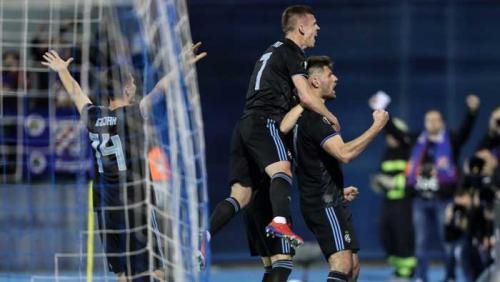 Dinamo zaskočio favorizirane Portugalce: Dinamo - Benfica 1:0! | Domoljubni portal CM | Sport