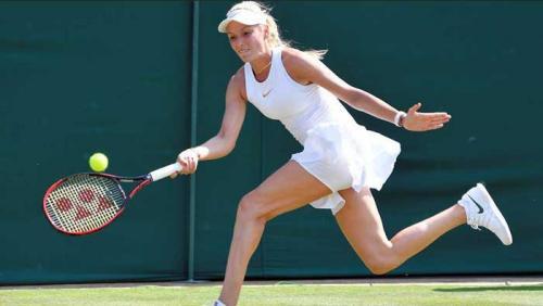 Najbolja hrvatska tenisačica Donna Vekić napredovala na WTA ljestvici | Domoljubni portal CM | Sport