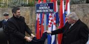 Ulica u Dubrovniku dobila ime u čast generalu Janku Bobetku