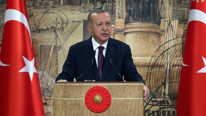 Erdogan je voljan sastati se s grčkim premijerom u vezi s istočnim Sredozemljem