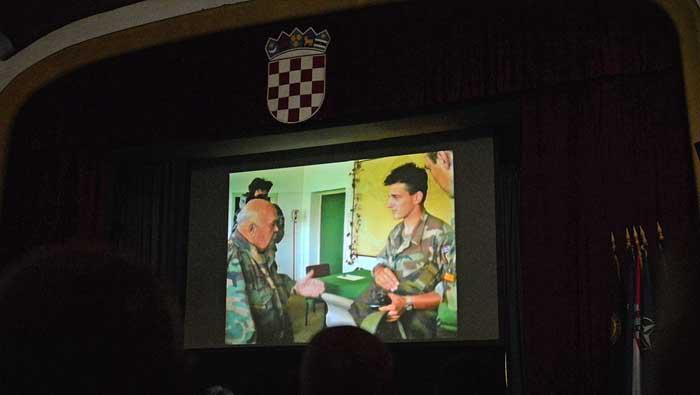 Prikazan dokumentarni film o Damiru Tomljanoviću Gavranu | Domoljubni portal CM | Press