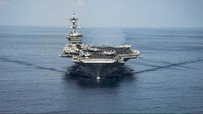Peta američka flota primila dva poziva upomoć s tankera u Omanskom zaljevu