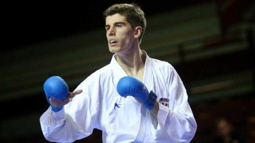 Garibović u finalu Svjetske karate lige Serije A u Šangaju | Domoljubni portal CM | Sport
