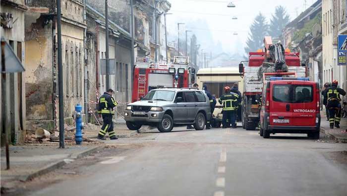 Glini u deset dana nakon potresa uplaćeno 2,2 milijuna kuna donacija