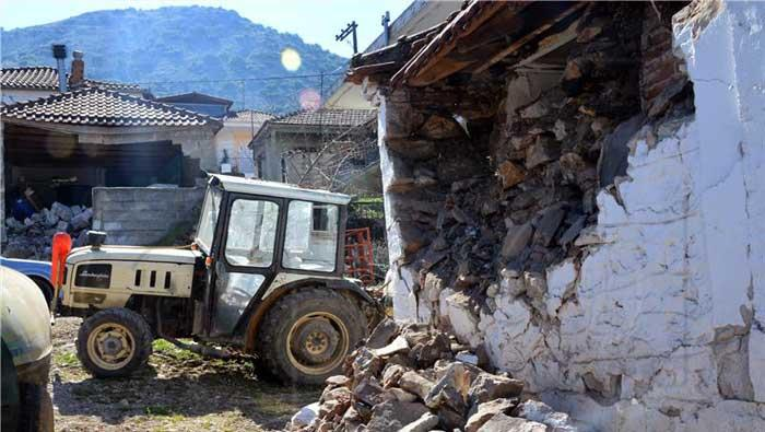 Novi potres zatresao Grčku