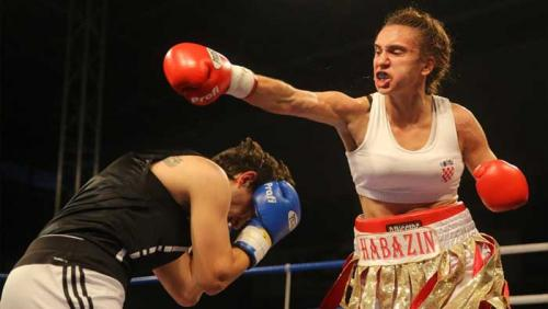 BOKS: Ivana obranila naslov! | Domoljubni portal CM | Sport