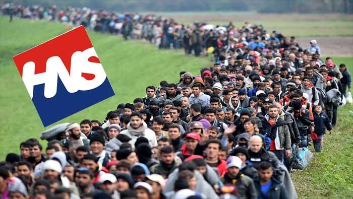 HNS: Otvorena društva mogu profitirati od znanja i vještina migranata  | Domoljubni portal CM | Press