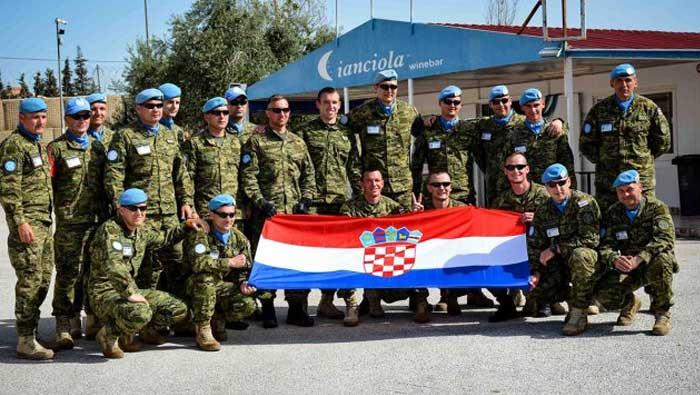 Hrvatski vojnici u Libanonu na natjecanju 'Shama challenge 2019' | Domoljubni portal CM | Press