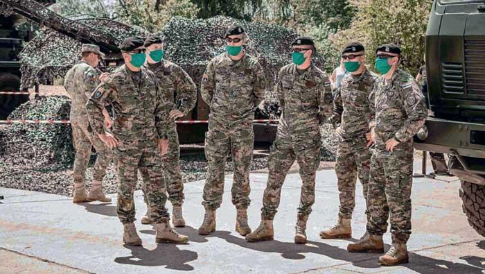Pripadnici HV-a sudjelovali u proslavi obljetnice poljske 15. mehanizirane brigade | Domoljubni portal CM | Press