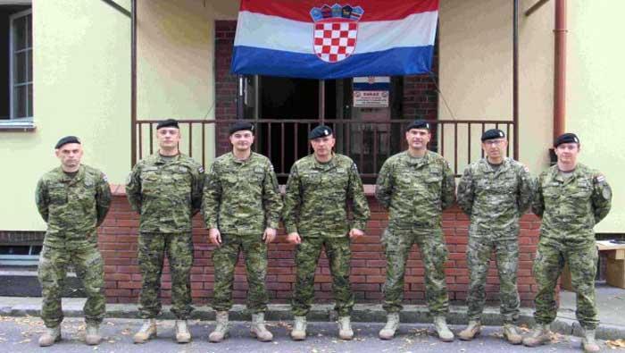 Zapovjedno izviđanje 3. HRVCON-a NATO eFP u Poljskoj | Domoljubni portal CM | Press