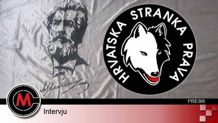 HSP: Ne odstupamo odnauka Oca Domovine dr. Ante Starčevića | Domoljubni portal CM | Press