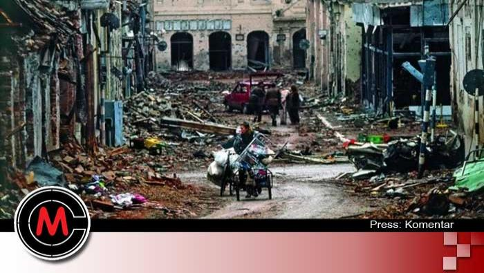 Domovinski rat i potonuće srpske civilizacije u 'crnu rupu' povijesti | Domoljubni portal CM | Press