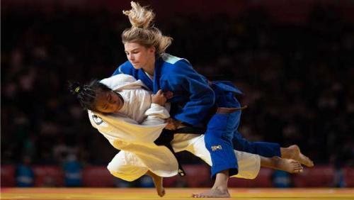 OIM: Judašica Puljiz osvojila prvu broncu za Hrvatsku, Leni Stojković bronca u taekwondou | Domoljubni portal CM | Sport