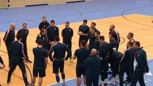 Odrađen prvi trening: '...tim koji se može suprotstaviti svima i vjeruje u sebe' | Domoljubni portal CM | Sport