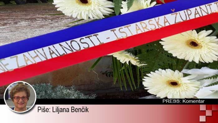 ISTRA: Skandal na svečanoj proslavi Dana pobjede i domovinske zahvalnosti, Dana hrvatskih branitelja i 25. obljetnice VRO 'Oluja'| Domoljubni portal CM | Press