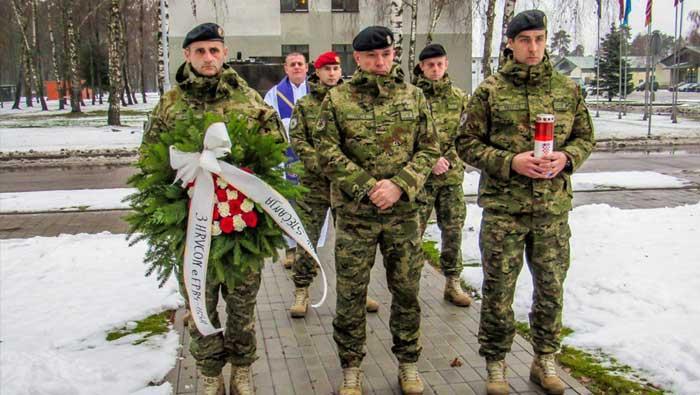 U Litvi obilježena prva godišnjica smrti Marija Pavišića | Domoljubni portal CM | Press