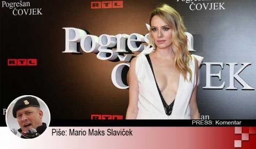 Bože, spasi nas beogradske glumice trećerazrednih 'sapunica' i sličnih 'pravednika' | Domoljubni portal CM | Press