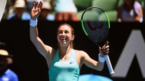 WTA: Martić izborila polufinale Bukurešta   Domoljubni portal CM   Sport