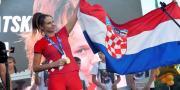 Olimpijska pobjednica Matea Jelić: Ponosna sam što sam iz Knina | Domoljubni portal CM | Sport