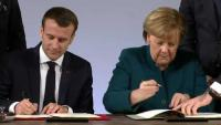 Merkel i Macron potpisali Aachenski ugovor