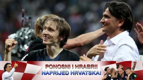 Modrić: Dao bih sve Lige prvaka za naslov s Hrvatskom   Domoljubni portal CM   Sport