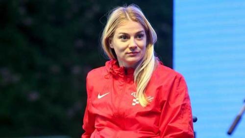 Hrvatska paraolimpijka Anđela Mužinić osvojila brončanu medalju | Domoljubni portal CM | Sport