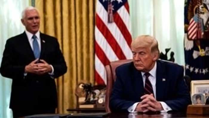 Trump: Pokušaj opoziva izaziva veliki bijes, no ne želim nasilje