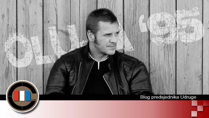 Više od svega poštujemo i volimo svoju Hrvatsku, nitko neće uništiti tu ljubav! | Crne Mambe | Blog predsjednika Udruge