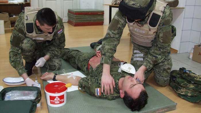 U Požegi završena obuka za borbenog spasioca | Domoljubni portal CM | Press