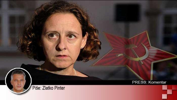 Slučaj 'riječke zvijezde': Dvostruka mjerila gospođe ministrice za umjetničku slobodu izražavanja | Domoljubni portal CM | Press