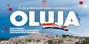 Preliminarni program 26. obljetnice VRO Oluja u Kninu