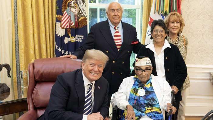 Preminuo posljednji američki veteran Pearl Harbora