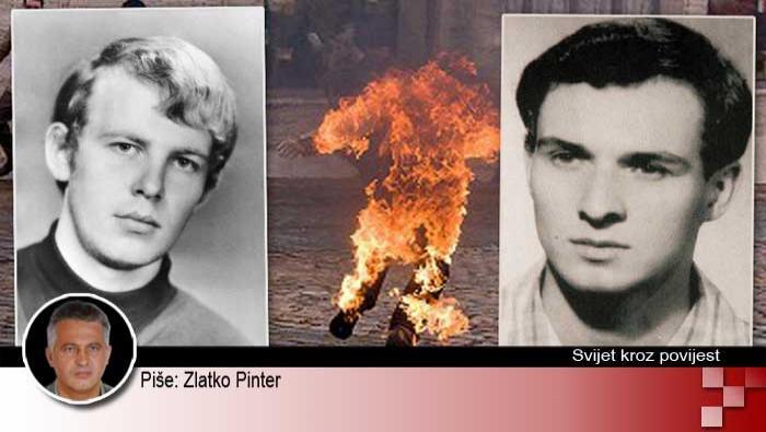 50 godina od žrtve čeških idealista Palacha i Zajica | Domoljubni portal CM | Svijet kroz povijest
