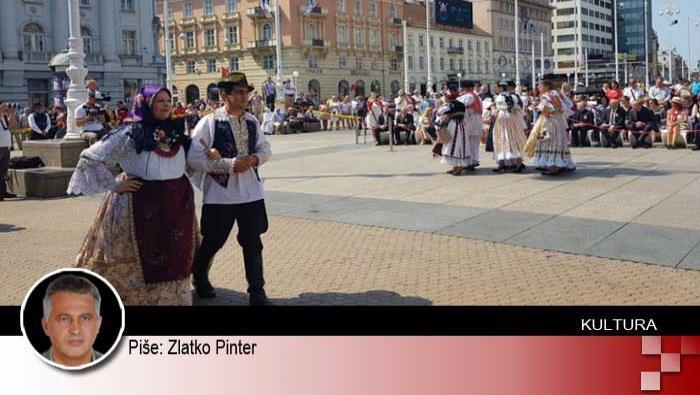 Dužijanca u Zagrebu - bogatstvo kulture našeg naroda iz Bačke (+video) | Domoljubni portal CM | Hrvatska kulturna baština