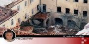 7. listopada 1991.: Teroristički napad zločinačke 'JNA' na Zagreb i Banske dvore | Domoljubni portal CM | Hrvatska kroz povijest