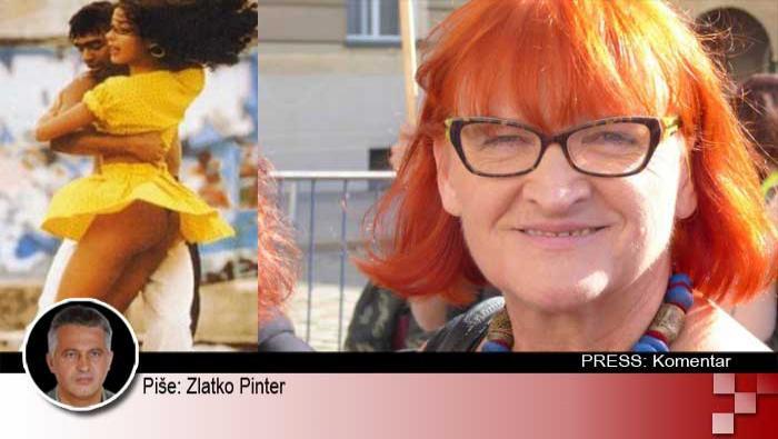 Jadno i žalosno: 'Detuđmanizacija' egzotične drugarice Rade 'Lambade' | Domoljubni portal CM | Press